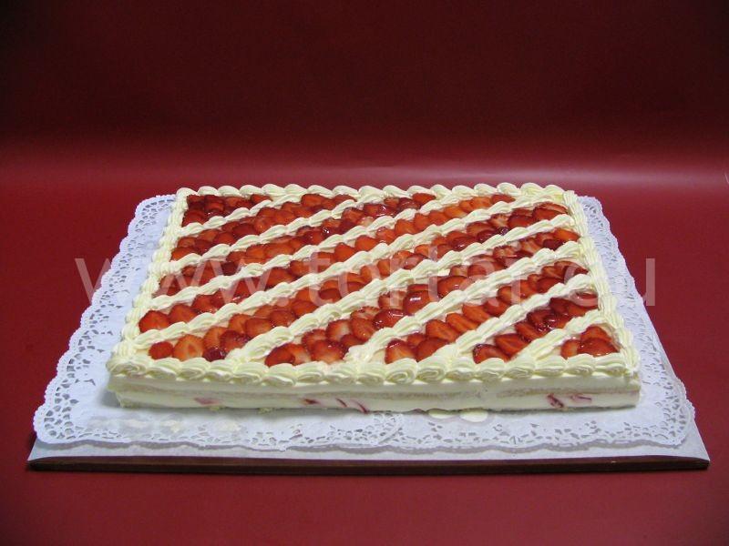 braškinis pyragas